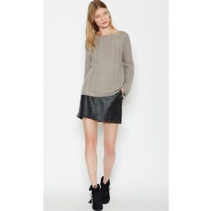 Joie 'Fazia' Cable Knit Sweater